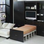 Кровать-трансформер для офиса