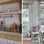 Кухня в стиле прованс своими руками