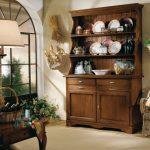 Кухонный буфет - модный элемент мебели