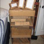 Мебель собственного изготовления из картона