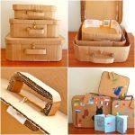 Набор чемоданчиков ручной работы