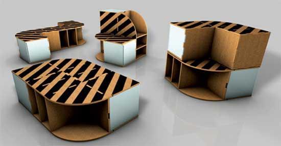 Оригинальная мебель трансформер