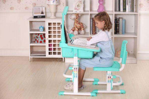 Растущая мебель - парта и стул