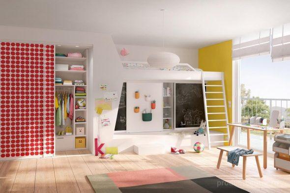 Шикарная детская мебель на заказ