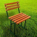 стул из профильной трубы