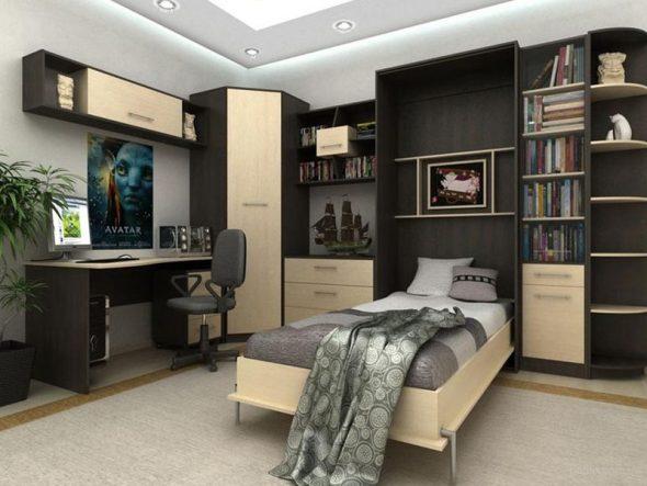Удобная мебель для подростка