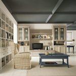 Удобство и стиль для гостиной, оформленной в стиле хай-тек