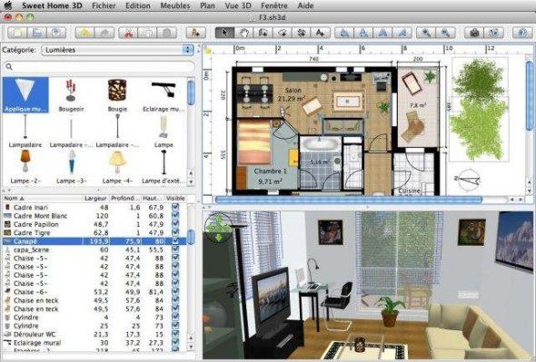 Программа для дизайна интерьера