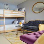 Большая двухэтажная кровать ИКЕА для детей или взрослых