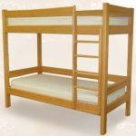 Двухъярусная подростковая кровать Ленора