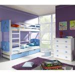 Гармоничный дизайн двухъярусной кровати «Кайтек»