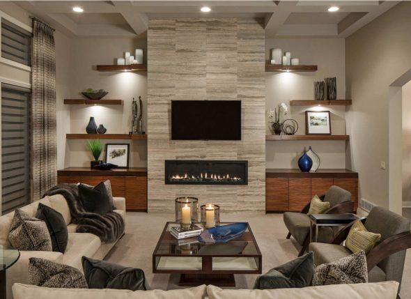 Располагаем мебель симметрично