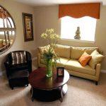 Красивая и стильная комната для гостей