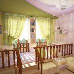 Красивая комната для маленьких принцесс
