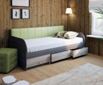 Кровать-диван для подростка