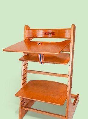 Модель растущего стула для малышей