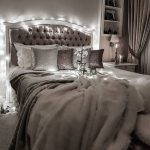 Мягкое изголовье с подсветкой для уюта и тепла