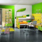 Подростковая мебель в стиле модерн