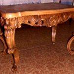 Пример художественной обработки древесины