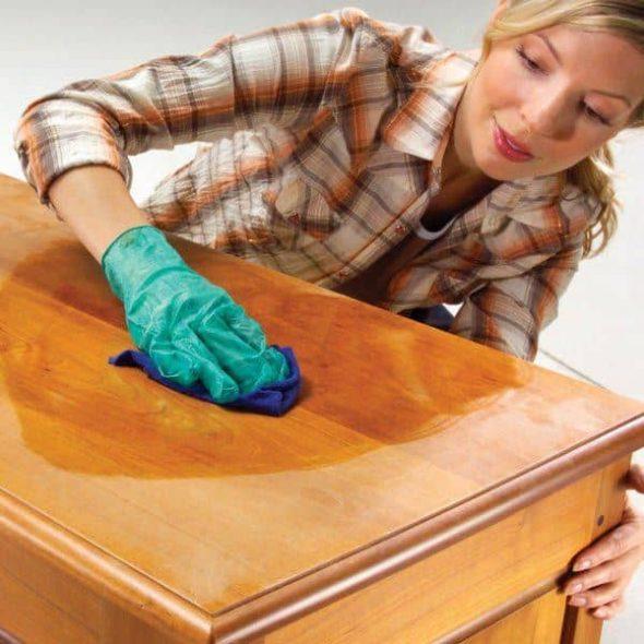 Профессиональная чистка мебели