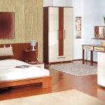 Расстановка мебели в спальне для двоих