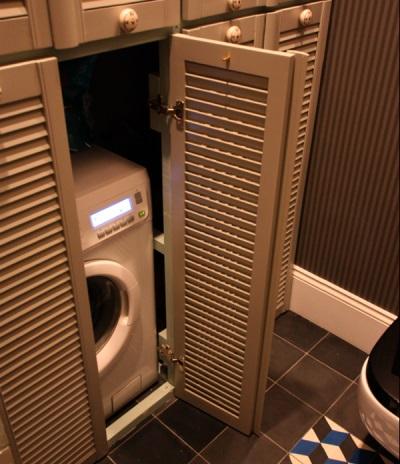 Шкаф для стиральной машинки