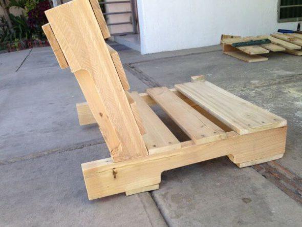 Собираем конструкцию кресла
