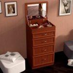 Туалетный столик комбинированный с комодом
