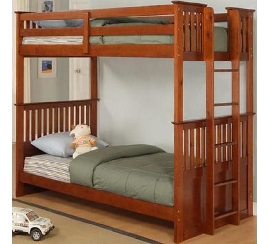 Двухъярусная кровать «Кузя»