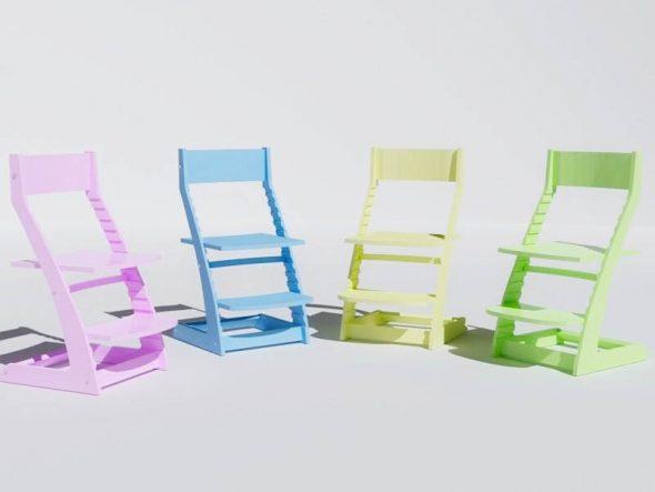 Универсальный стул-вырастайка