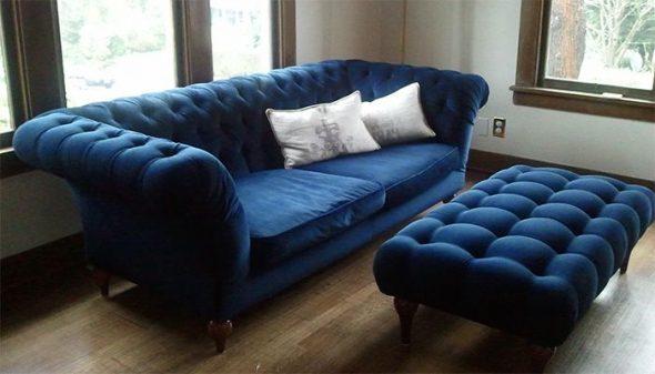 Банкетка и диван