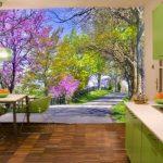 Цветущий сад на вашей кухне
