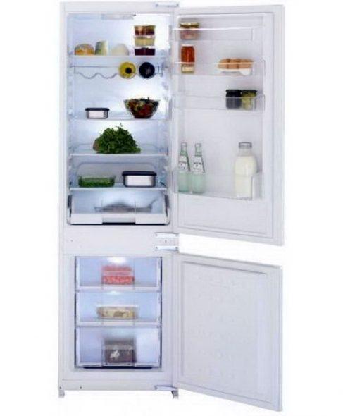 Двухкамерный холодильник Beko CBI 7771