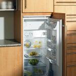Холодильная камера в шкафу - удобно и практично