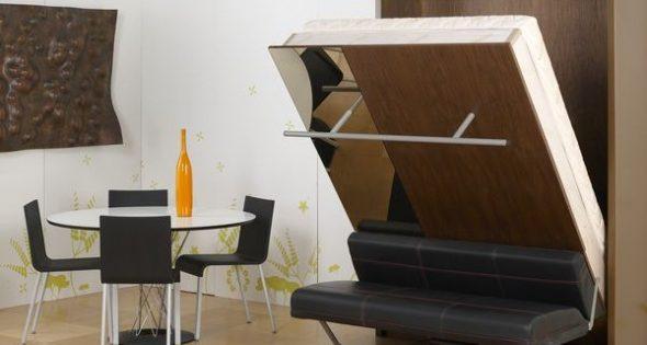 Кровать-трансформер для гостей