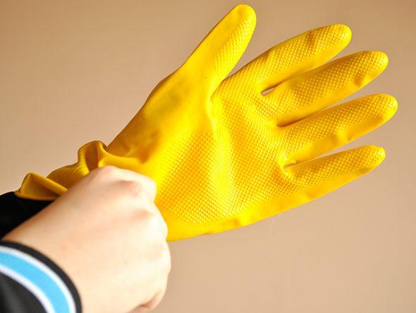 Не забывайте о защите рук