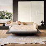 Оригинальная кровать в стиле лофт