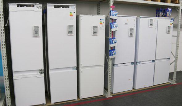 Моедли встраиваемых холодильников