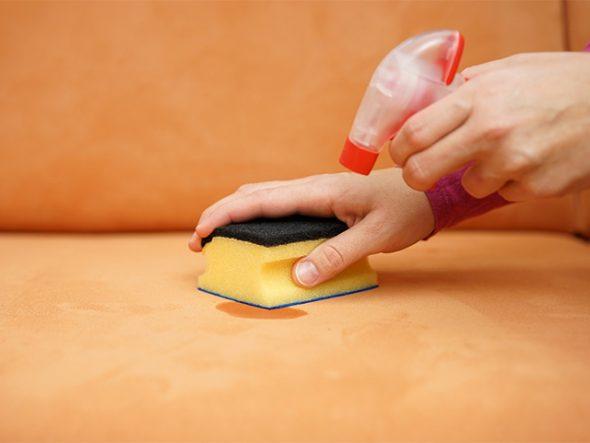 Применяйте проверенные чистящие средства