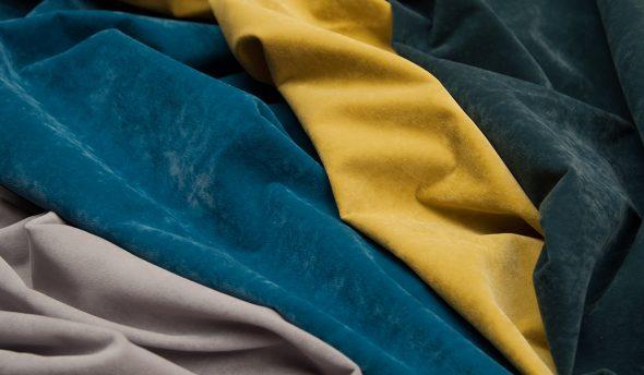 Ткань - флок