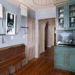 Складные стол и стулья для небольшой кухни