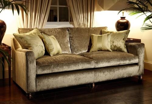 Велюровая мебель в гостиную