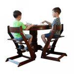 Фото детского стула-трансформера для школьника
