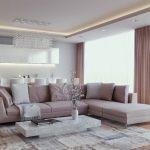 Как разместить мебель в гостиную