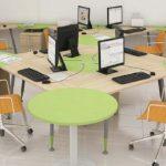Удобные офисные столы