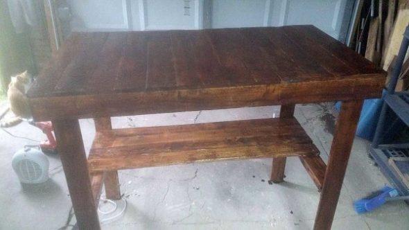 Еще один вариант стола