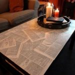 Идеи по превращению старого стола в произведение искусства