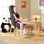 Интересное кресло для обычного стула для комфортного сидения
