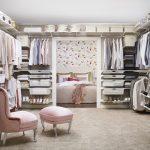 Красивая и функциональная гардеробная