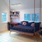 Креативная подвесная диван-кровать